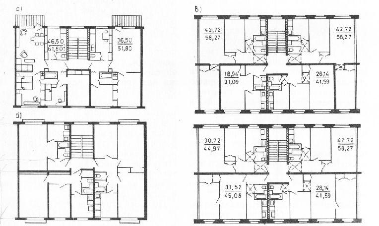 Размеры жилого дома для регистрации становилась