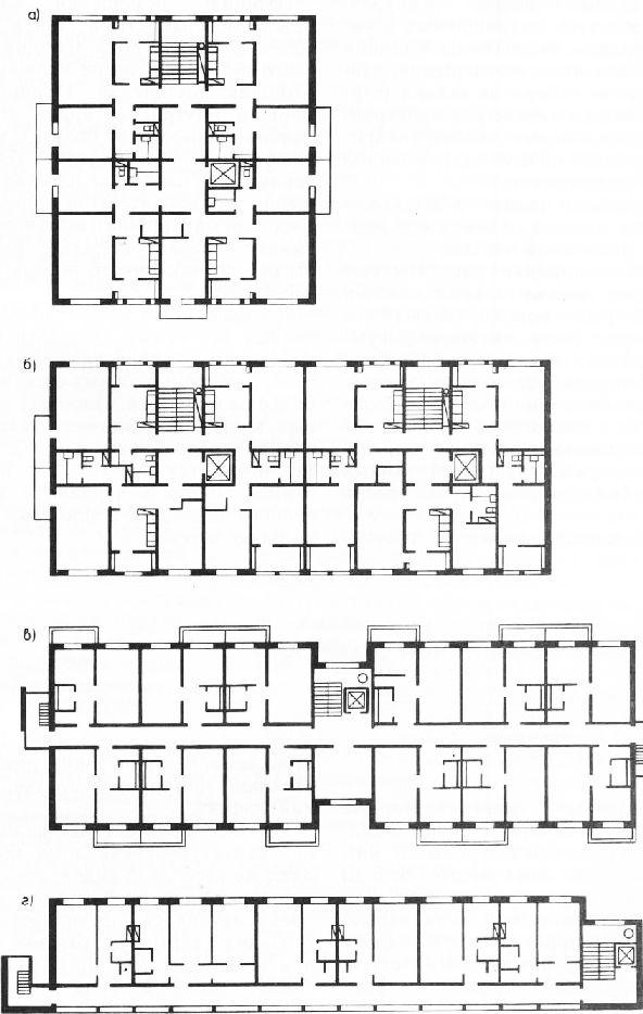 Архитектурно-планировочная