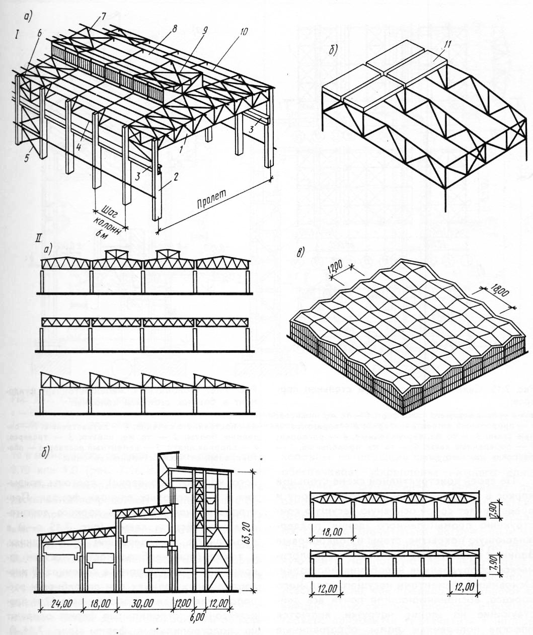Каркасные здания конструктивная схема фото 187