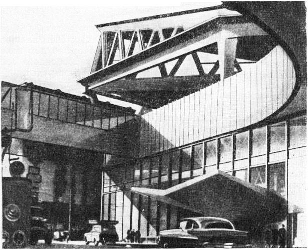 Автовокзал у моста им.